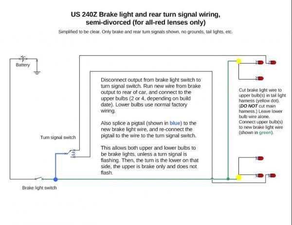 XenonZcar S30 JDM Tail Lamp Wiring
