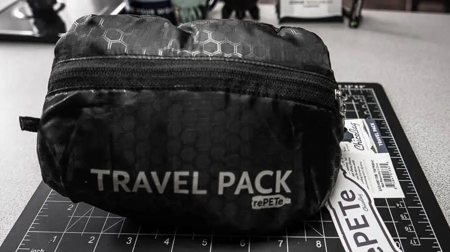 rePETe Travel Pack