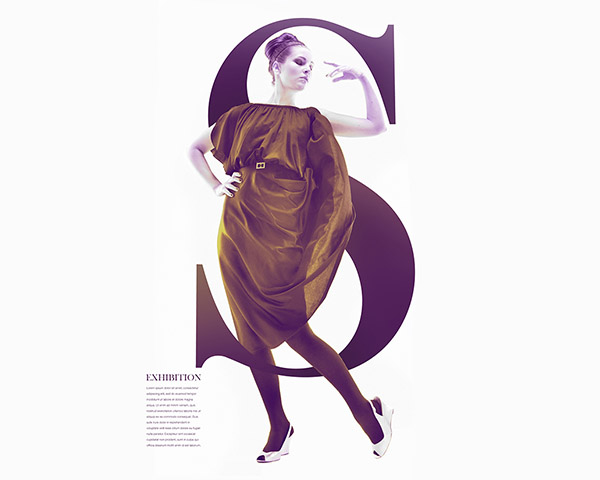 Fashion Poster - JXD design  art studio
