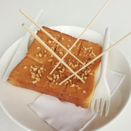 Crispy Thick Toast