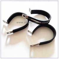 rubber clamp,rubber lined pipe clamp,pipe clamp with ...