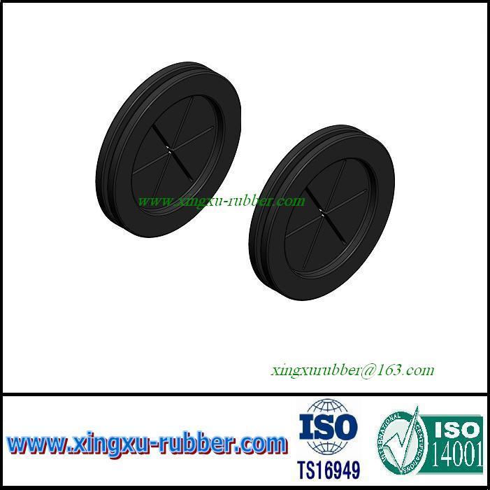 rubber cable grommet,rubber grommet,wire grommet,rubber parts,round
