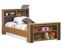 bookshelf bed - 28 images - white youth bookcase bed with ...