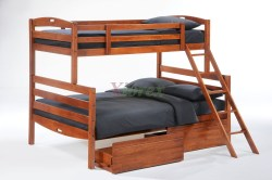 Small Of Bed With Drawers