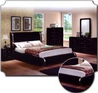Upholstered Platform Bedroom Furniture Set 153 | Xiorex