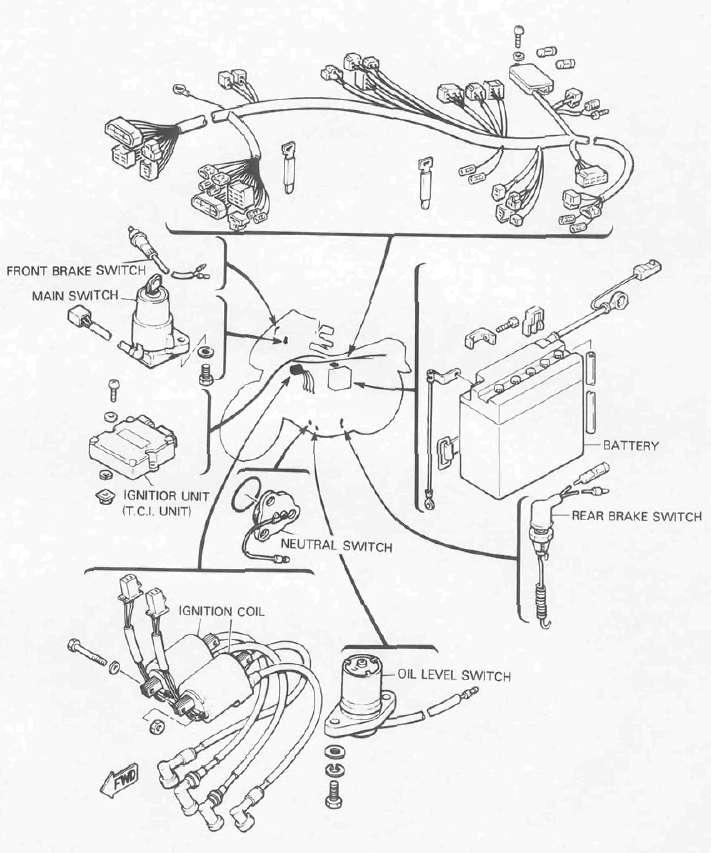 ford 2600 diesel wiring diagram