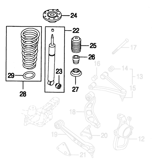 2004 Jaguar Xj8 Suspension Diagrams Index listing of wiring diagrams