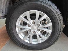 DUNLOP รุ่น GRANDTREK AT22 ขนาดยาง 265/65R17 (4X4/SUV)
