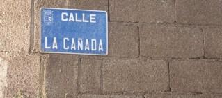 Cañada Lagunera