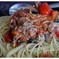 Food: Pikante Thunfisch-Pasta á la Jamie Oliver