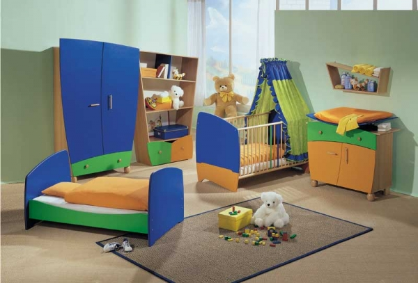 dekorationsideen f r das kinderzimmer m bellexikon. Black Bedroom Furniture Sets. Home Design Ideas