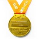 ing nyc2014 marathon medal