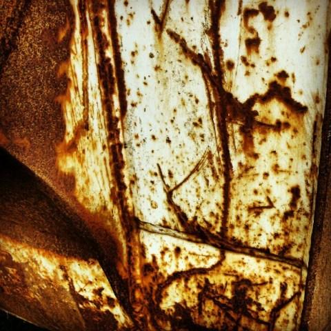 Rusty art