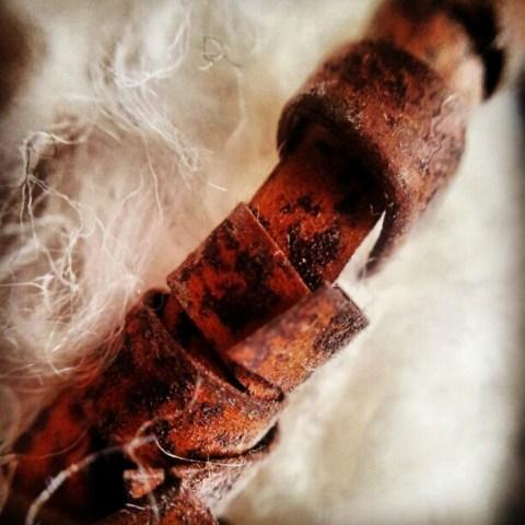 Rusty hair art