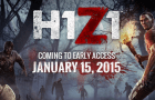 H1Z1 Steam Early Access Date Set