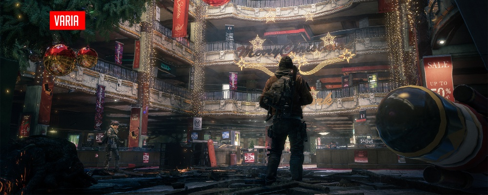 The Division: Fun despite Ubisoft's best efforts