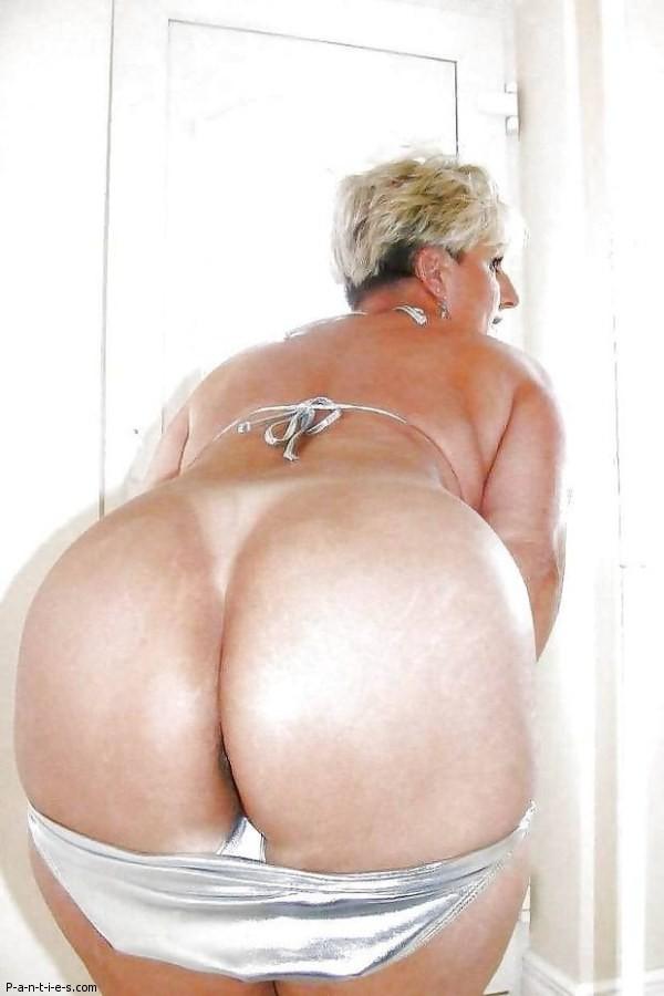 black mature milf panties