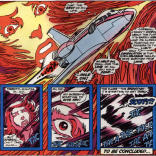 The (first) death of Jean Grey. (X-Men #100)