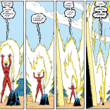 Just gal pals, pallin' around. (Excalibur #11)