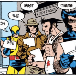 I always remember Albert being in this scene, which he's obviously not, because he didn't exist yet. Go figure. -J (Excalibur #14)