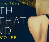 Cover Reveal: With Ties that Bind by Trisha Wolfe