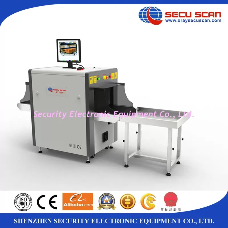 150KG Conveyor loading XRay Baggage Scanner airport xray machine