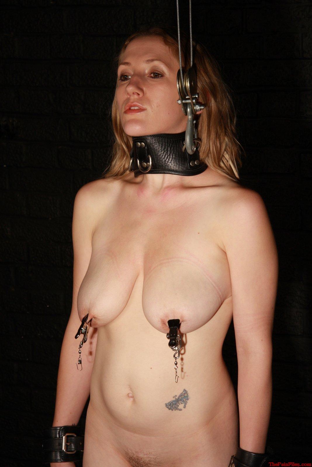 extreme nipple piercing