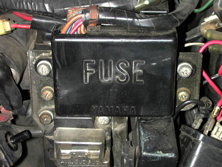 2006 Polaris Fuse Box Wiring Diagram