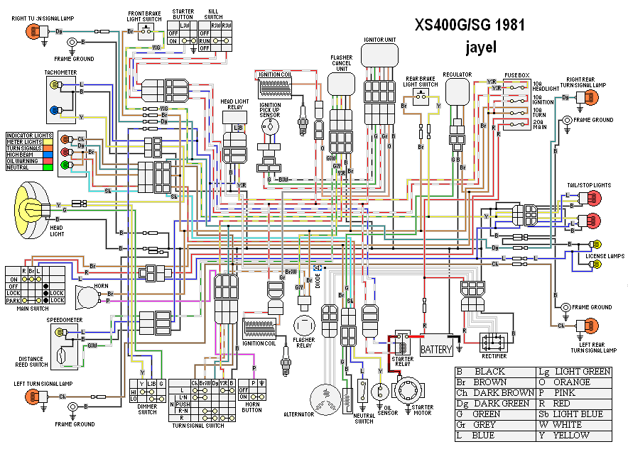 caf 150 electrical wiring diagram