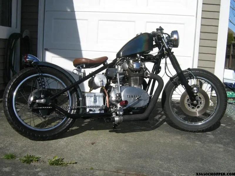 Xs650 Bobber Wiring Harness Kayamotor