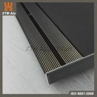 Ceramic Tile Top Floor Hard-Wearing Aluminum Anti Slip ...
