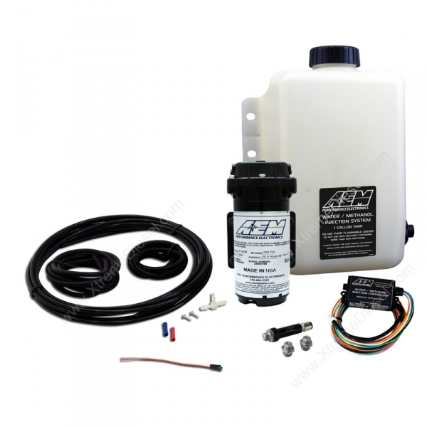 AEM HD Water/Methanol Injection Kit with 1-Gallon Tank 30-3300