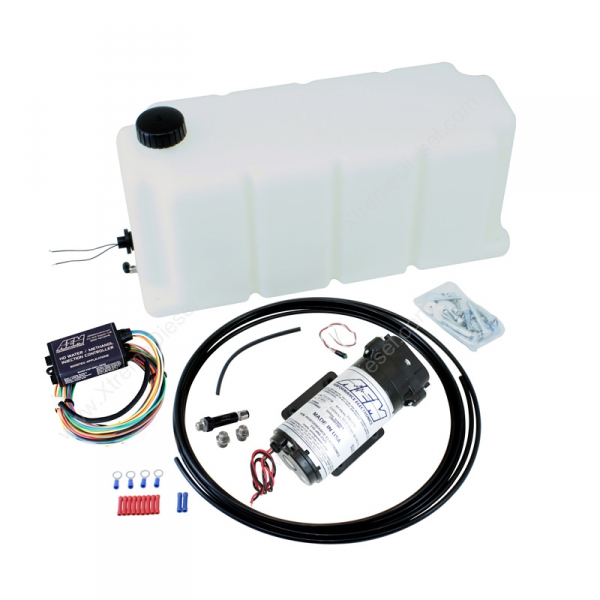 AEM HD Water/Methanol Injection Kit with 5-Gallon Tank 30-3111