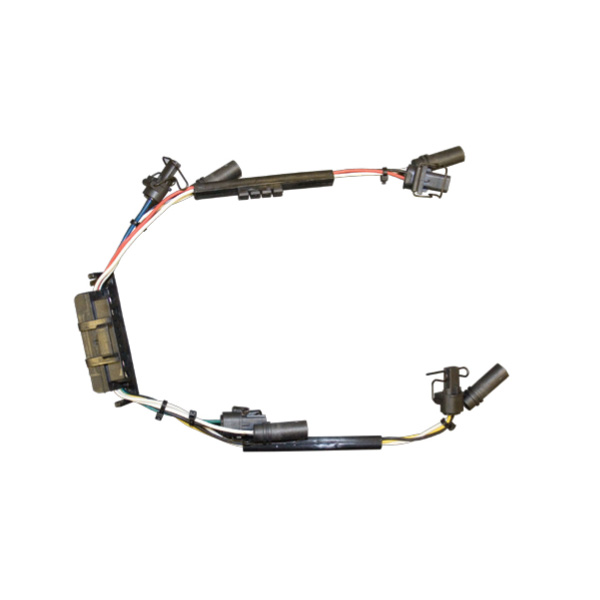 Ford Glow Plug Wiring Harness Electrical Circuit Electrical Wiring