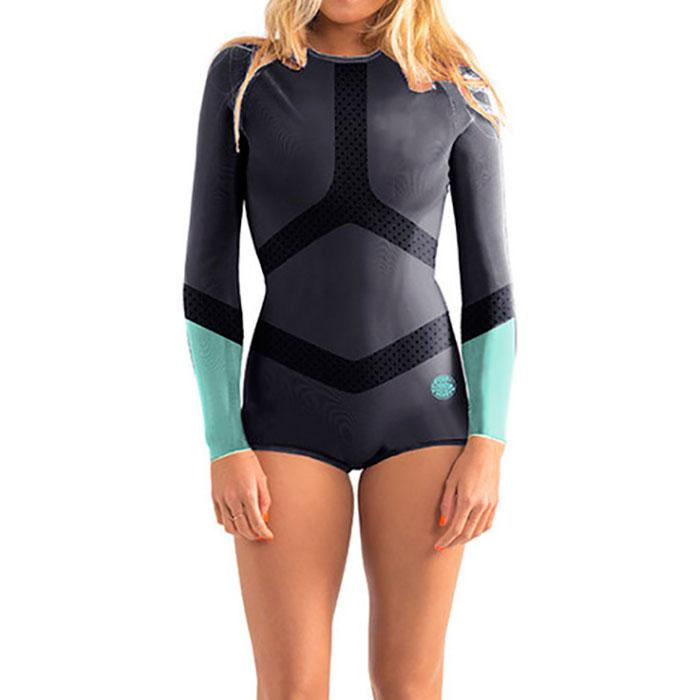 Rip curl L/S Boyleg UV Surfsuit buy and offers on Xtremeinn