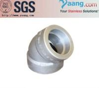 Stainless Steel Socket Weld (SW) Elbow - Yaang