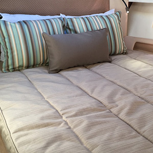 Custom Yacht Bedding