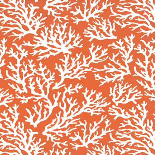 Orange Seafan