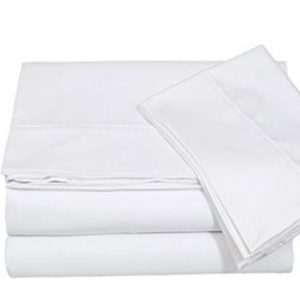 White Sheet Set