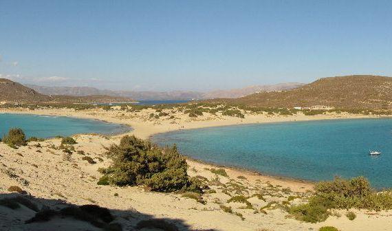 Beautiful Elafonisos Island