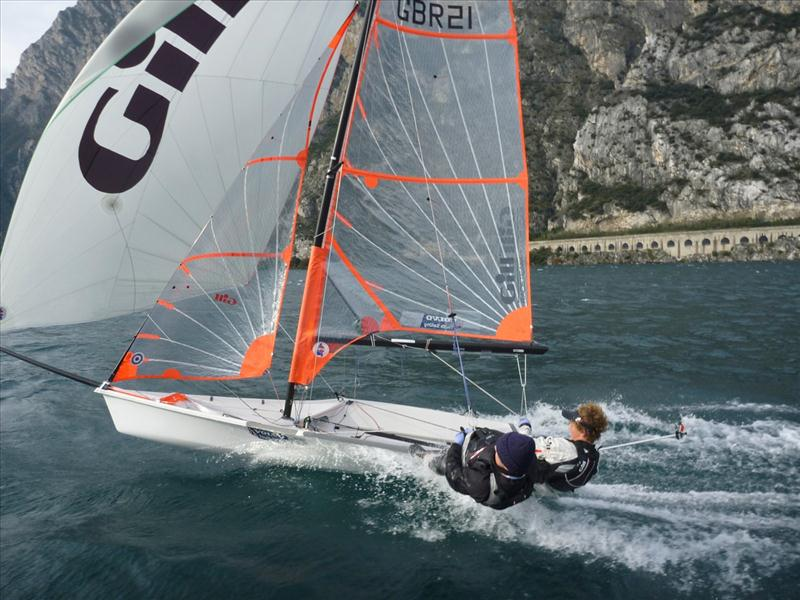 Calendar Of Events Old Salem 29er Eurocup At Fraglia Vela Riva Lake Garda After Day 3