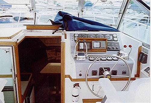 Boat Review by David Pascoe - Tiara 2700 - Tiara Yachts