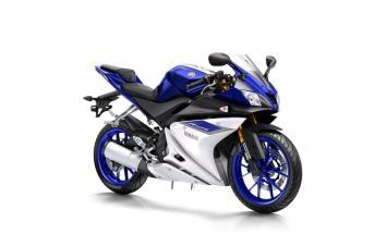 2015-Yamaha-YZF-R125-Race-Blu