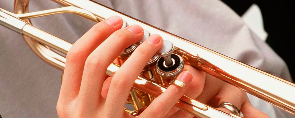 How to Play the TrumpetFingering diagram for the trumpet - Musical