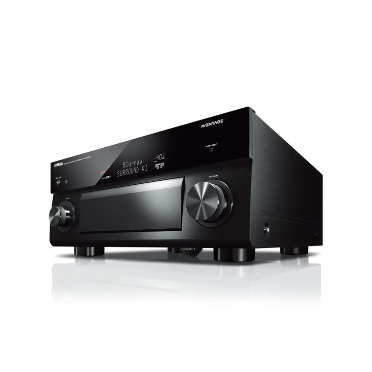 RX-A2080 - Overview - AV Receivers - Audio  Visual - Products