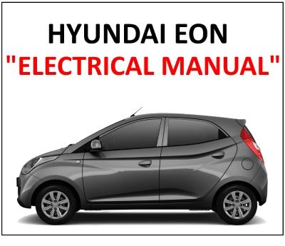 Hyundai Eon ELECTRICAL MANUAL
