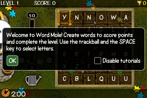 WordMole 03 7 Games Multiplayer Blackberry yang Bakal Bikin Ketagihan blackberry aplikasi