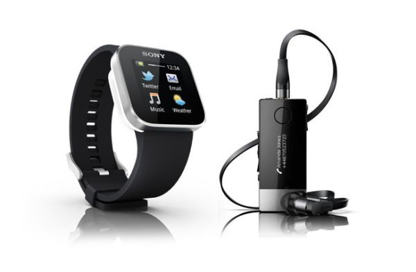 Sony SmartWatch [CES 2012] Sony SmartWatch & Smart Wireless Access: Jam Pintar untuk Android news mobile gadget aksesoris gadget