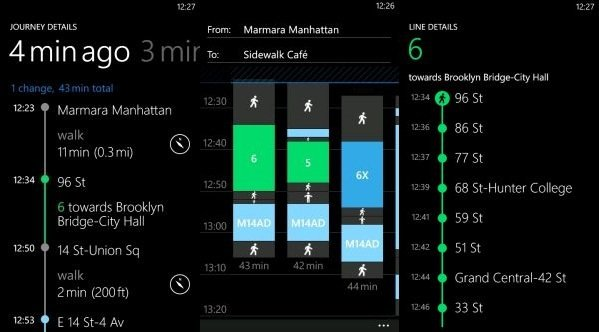nokia transport Nokia Transport: Navigator Handal Dalam Kota windows phone news aplikasi