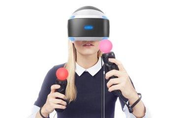 Sony PlayStation VR (1)
